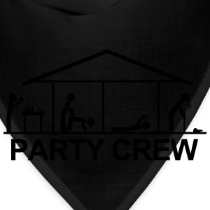 Malle,Mallorca,party,drinking,holidays,crew, alk T-Shirts - Bandana