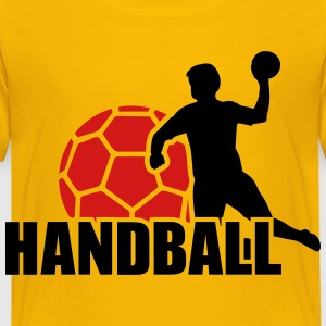 Handball Kids' Shirts - Toddler Premium T-Shirt