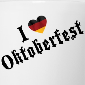 I Love Oktoberfest T-Shirt - Coffee/Tea Mug