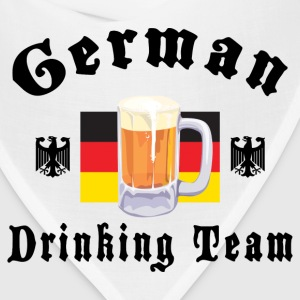 German Drinking Team T-Shirt - Bandana