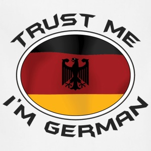 Trust Me I'm German T-Shirt - Adjustable Apron