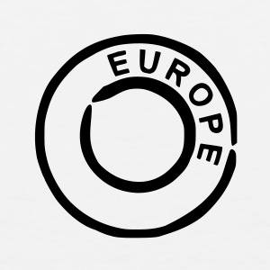 Europa - Europe Women's T-Shirts - Men's Premium Tank