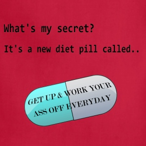 Diet Pill - Adjustable Apron
