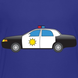 Police Car Kids' Shirts - Toddler Premium T-Shirt