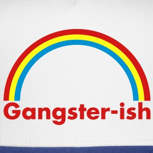Gangster-ish Baby & Toddler Shirts - Trucker Cap