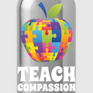 Teach Compassion - Water Bottle