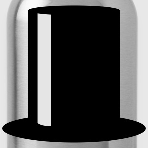 Top Hat T-Shirts - Water Bottle