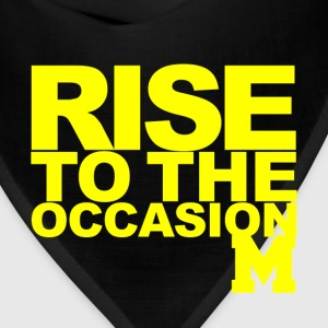 Michigan Rise to the Occasion Shirt Women's T-Shirts - Bandana