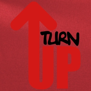 Turn Up T-Shirts - Computer Backpack