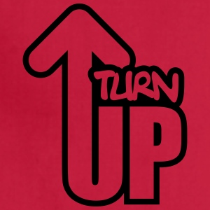 Turn Up T-Shirts - Adjustable Apron