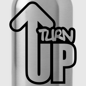 Turn Up T-Shirts - Water Bottle