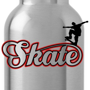 skate T-Shirts - Water Bottle