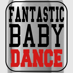 Fantastic Baby Dance T-Shirts - Water Bottle