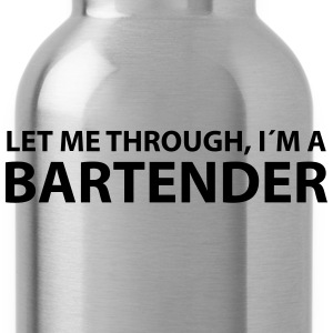 bartender T-Shirts - Water Bottle