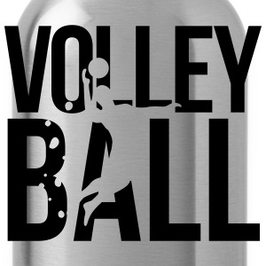 volleyball T-Shirts - Water Bottle