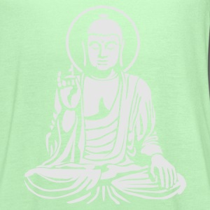 Young Buddha No.1_1c T-Shirts - Women's Flowy Tank Top by Bella