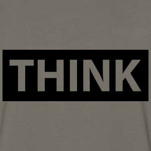 think T-Shirts - Men's Premium Long Sleeve T-Shirt
