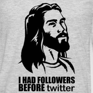 Jesus Followers - Men's Premium Long Sleeve T-Shirt