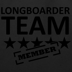 longboarder_team T-Shirts - Eco-Friendly Cotton Tote