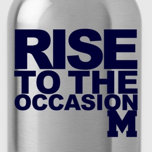 Rise Michigan.png T-Shirts - Water Bottle
