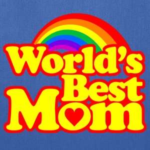 World's Best Mom - Tote Bag