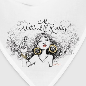 My Natural Reality  Women's T-Shirts - Bandana