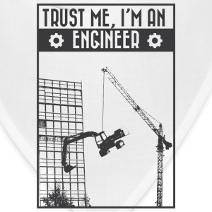 Trust me, I'm an engineer T-Shirts - Bandana