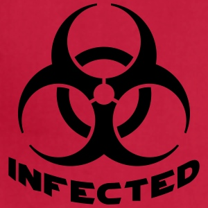 Infected Biohazard T-Shirts - Adjustable Apron