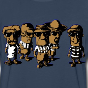 RESERVOIR SAUSAGES T-Shirts - Men's Premium Long Sleeve T-Shirt