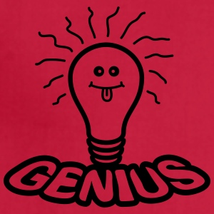 Light Bulb Genius T-Shirts - Adjustable Apron
