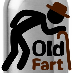 Old Fart Women's T-Shirts - Water Bottle