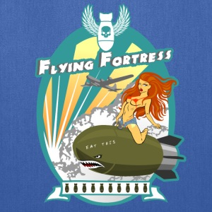 Flying Fortress - Tote Bag