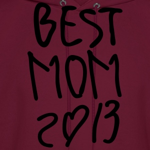 Best MOM 2013 Women's Plus Size Basic T-shirt - Men's Hoodie