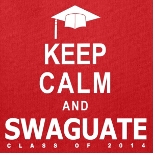 Keep Calm and SWAGuate 2014 T-Shirts - Tote Bag