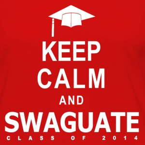 Keep Calm and SWAGuate 2014 T-Shirts - Women's Premium Long Sleeve T-Shirt