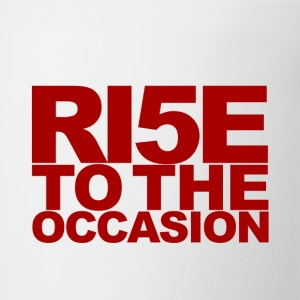 Louisville Cardinals Rise to the Occasion - Coffee/Tea Mug