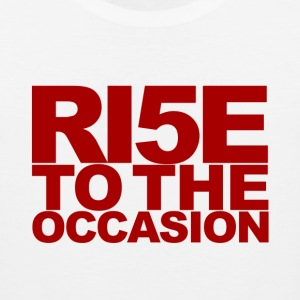 Louisville Cardinals Rise to the Occasion - Men's Premium Tank