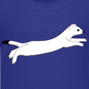 ermine jumps Kids' Shirts - Toddler Premium T-Shirt