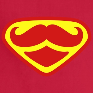 Super Mustache T-Shirts - Adjustable Apron