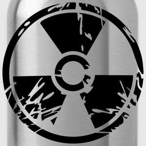 nuclear T-Shirts - Water Bottle