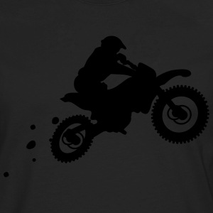 motorbike T-Shirts - Men's Premium Long Sleeve T-Shirt