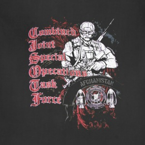 Afghanistan Special Operations T-Shirts - Adjustable Apron