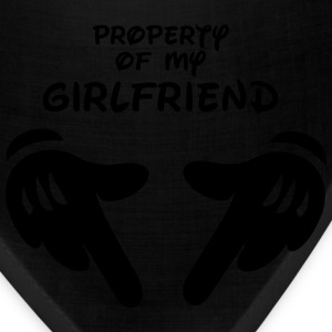 Property of my girlfriend - Bandana