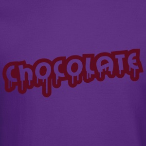 Chocolate Design Women's T-Shirts - Crewneck Sweatshirt
