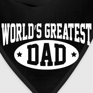 World's Greatest Dad - Bandana