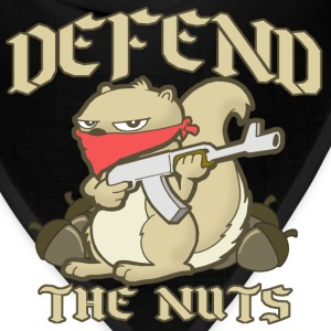 Defend the Nuts! - Bandana