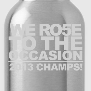 Rose to the Occasion - Louisville Women's T-Shirts - Water Bottle