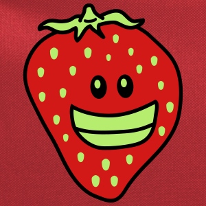 Funny Strawberry Women's T-Shirts - Computer Backpack