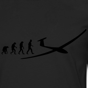 glider evolution T-Shirts - Men's Premium Long Sleeve T-Shirt