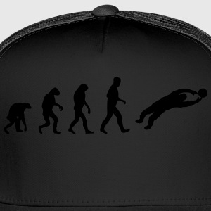goal keeper evolution T-Shirts - Trucker Cap